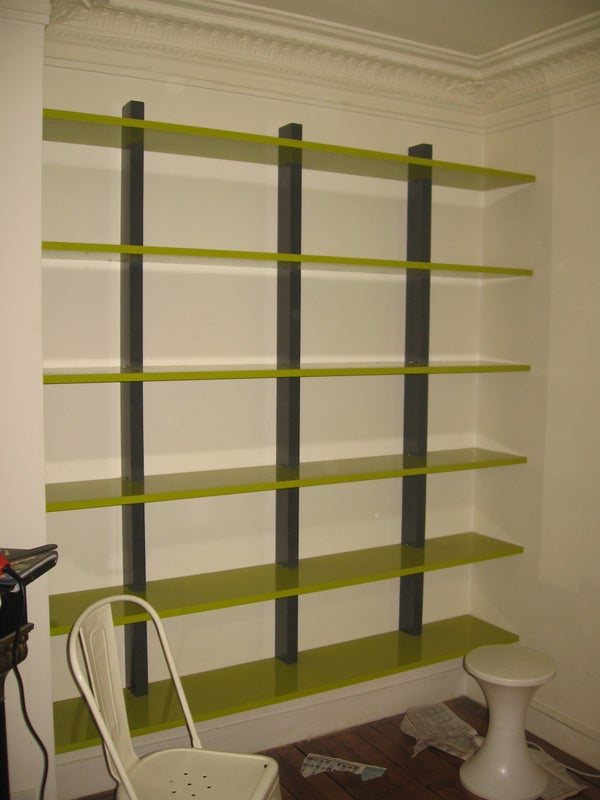 More Hungarian Bookshelves