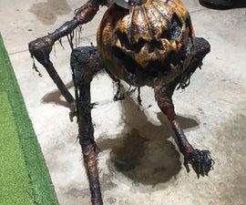 Halloween Pumpkin Creeper