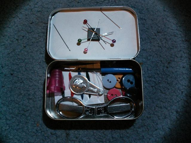 Altiods sewing kit