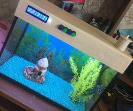 Aquarium Design With Automated Control of Basic Parameters