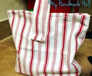 DIY Lined Lunch Bag