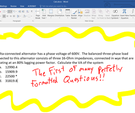 Automated Question Writer for Teachers!