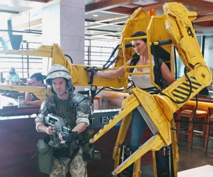 Power Loader Cosplay