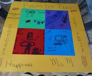 Diversity Paper Quilt