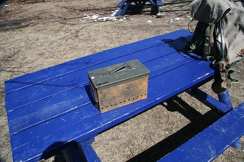 How to Make an Ammo Can Stove
