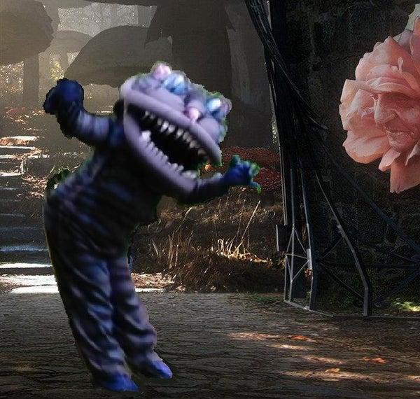 Cheshire Cat Costume - Tim Burton Style