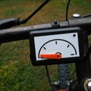"""Analog"" Bicycle Speedometer"