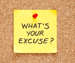 How to Make a Good Excuse?