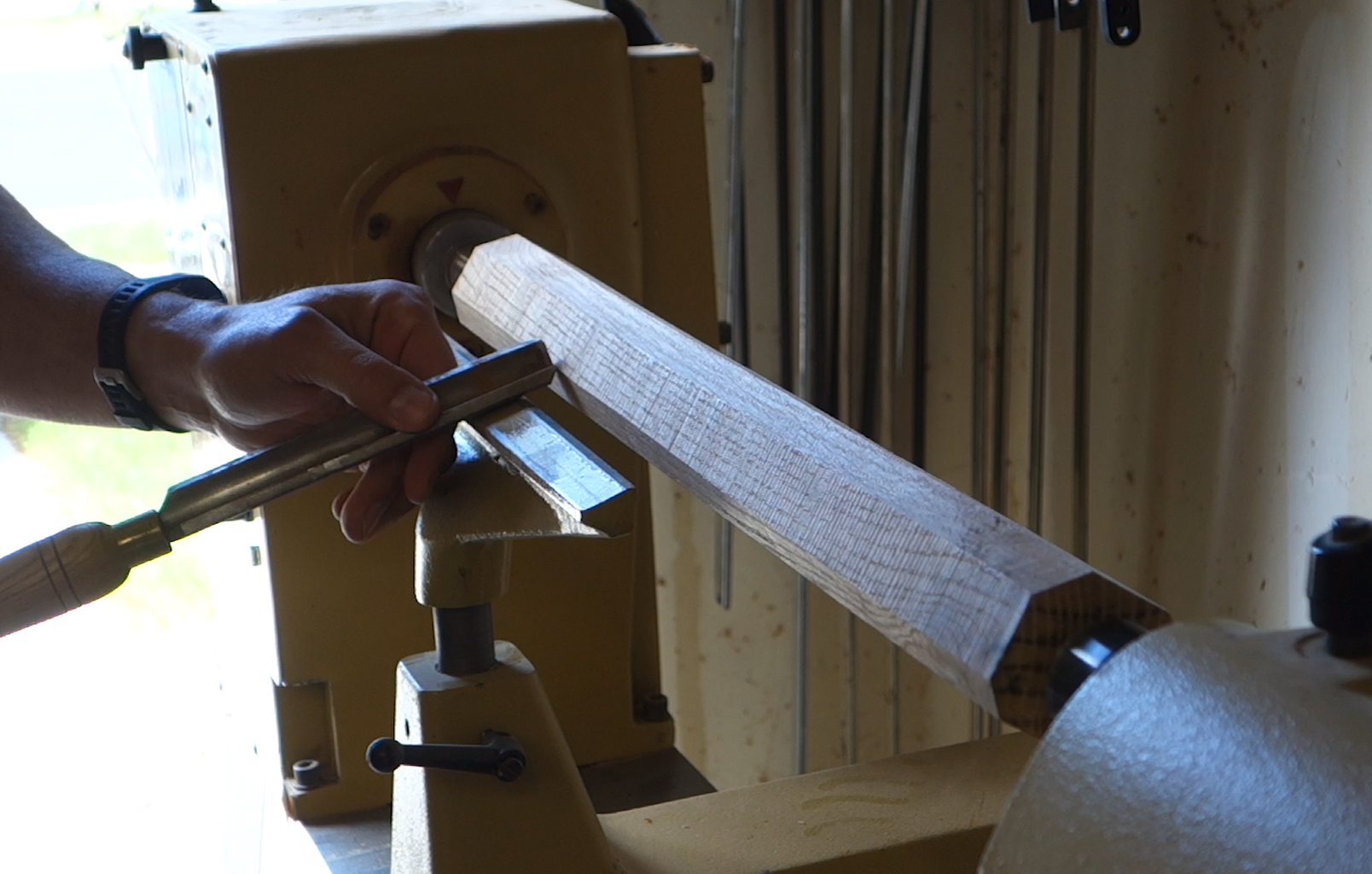 Constructing the Hammer Head and Handle