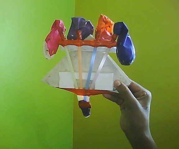 Disco Baloon Boat