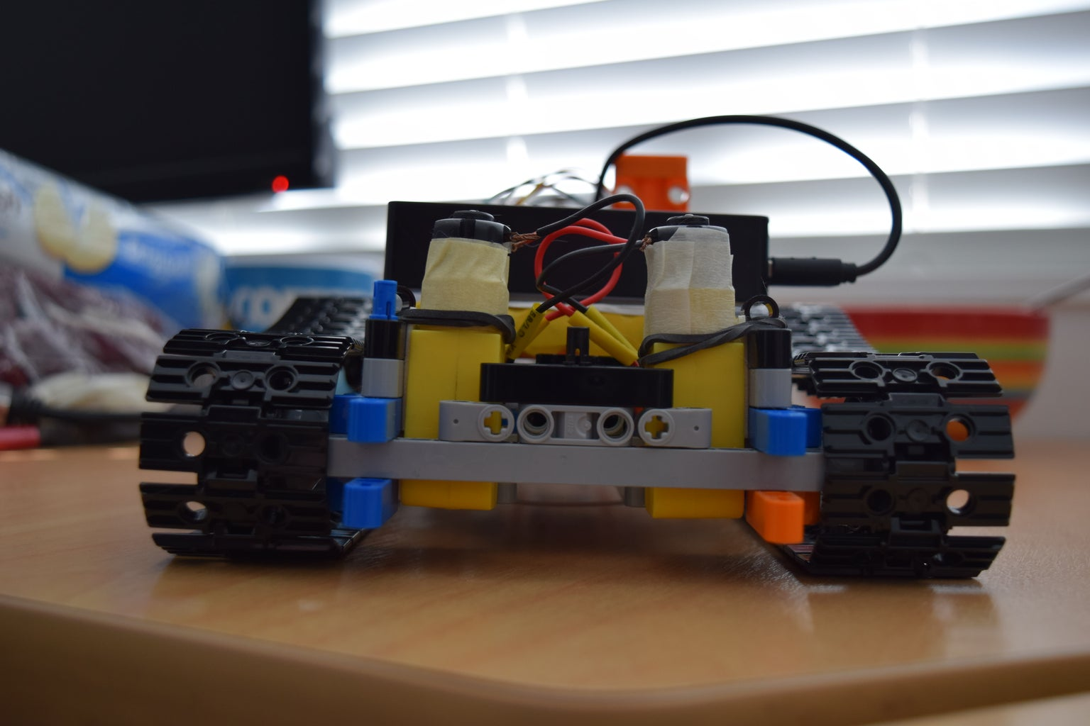 Build the Tank