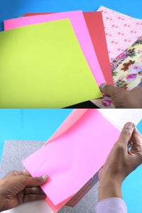 Let's Stick Printed Sheet!