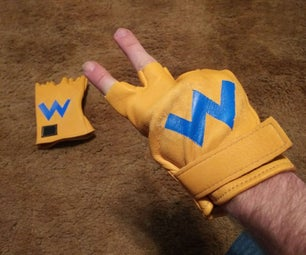 How to Make Wario's Biker/Weightlifting Gloves From the WarioWare Series