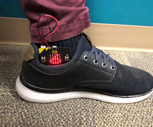 Step Counter - Micro:Bit