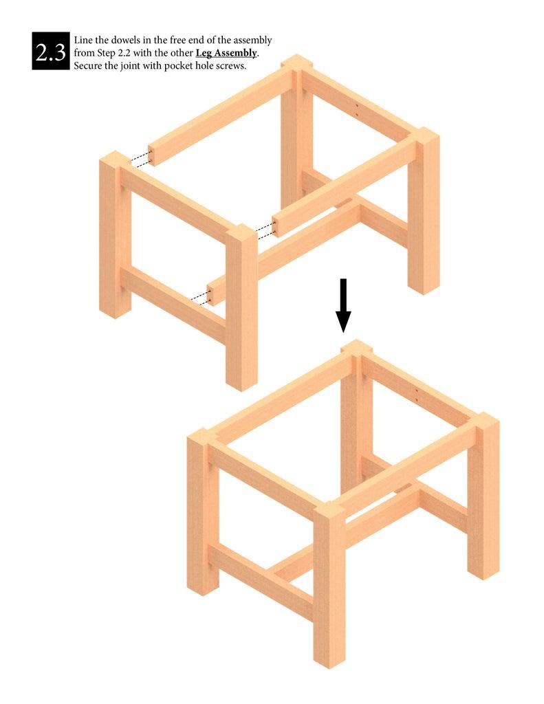 Assemble the Base
