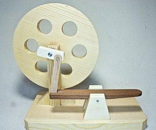 Wooden Finger Engine