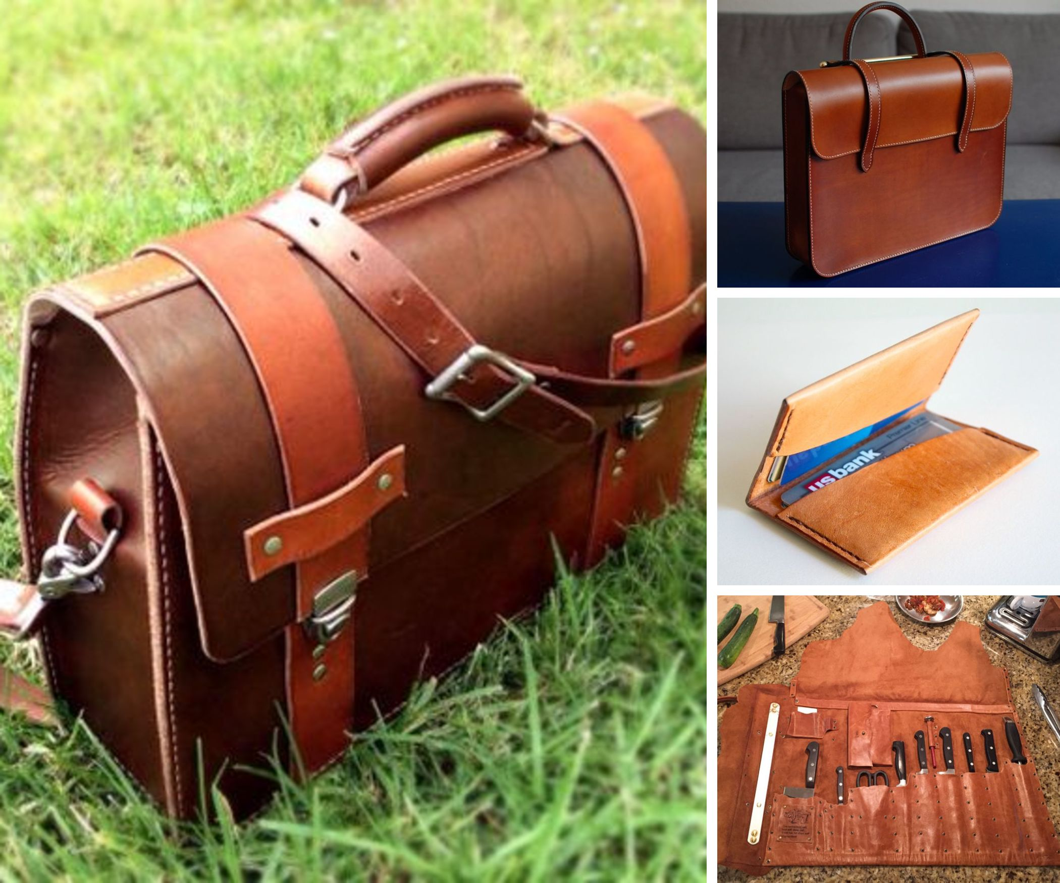 Leatherworking Projects