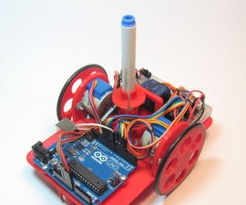 Drawing Robot for Arduino