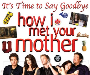Throw an HIMYM Series Finale Party