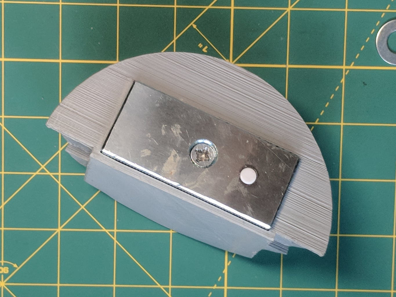 Print and Fit Top Half of Lock