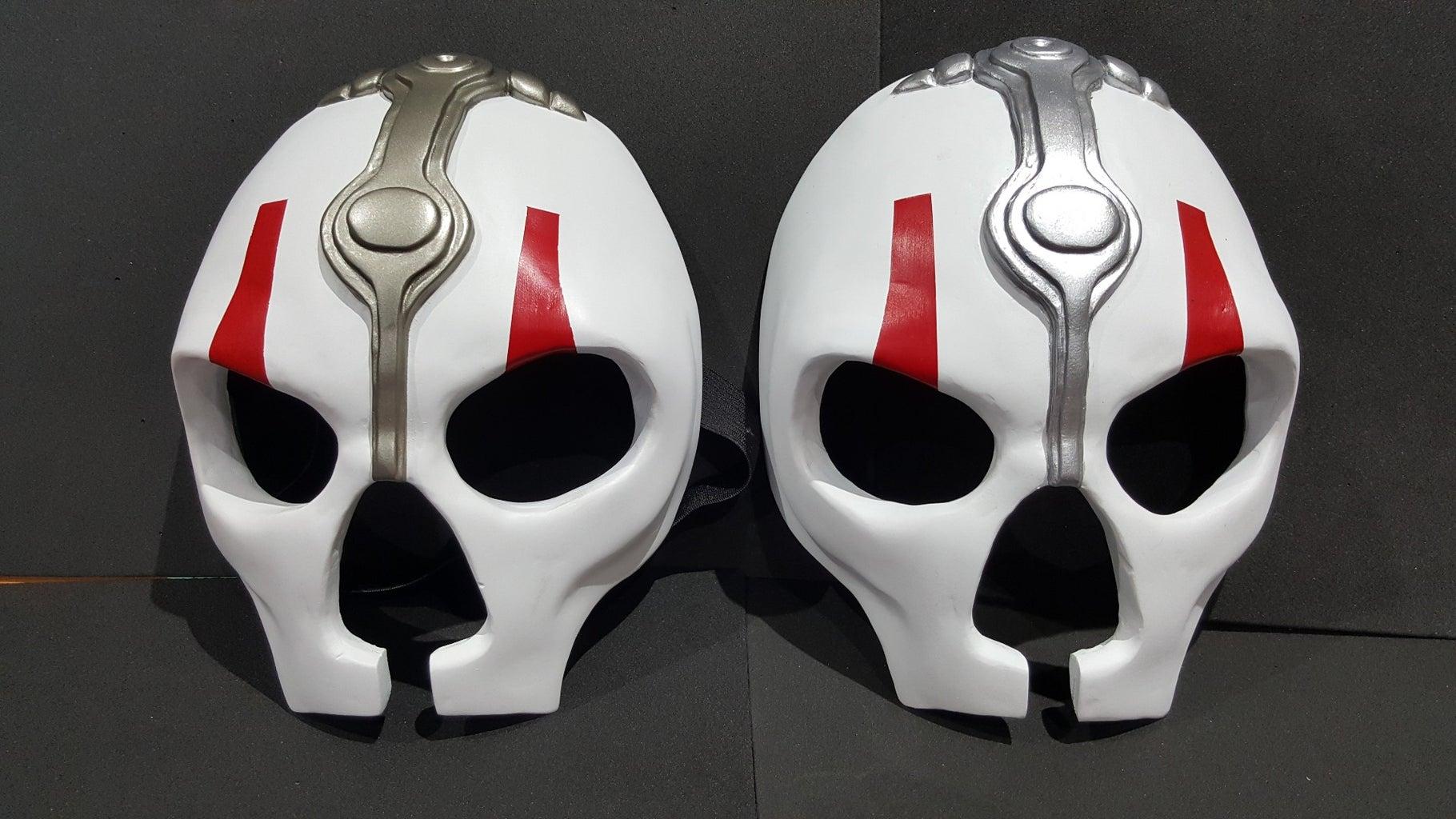 Mask of Darth Nihilus - Star Wars