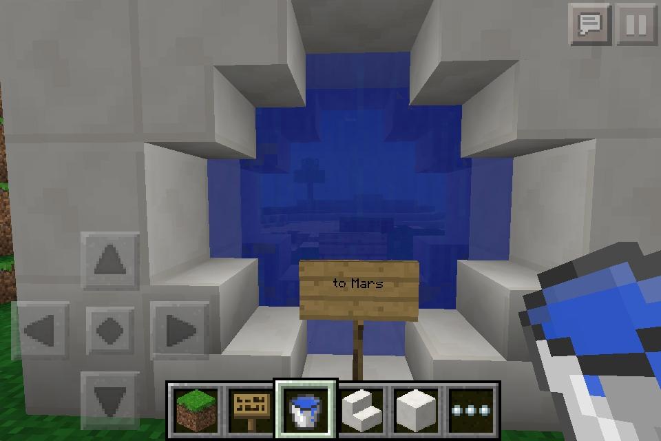 Minecraft Stargate
