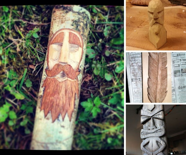 Whittling/wood Carving Projects