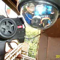Panning Security Cam