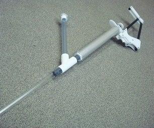 +Bow Rev.3 - Spring-Powered Nerf Rifle