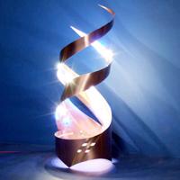 Double Helix Lantern
