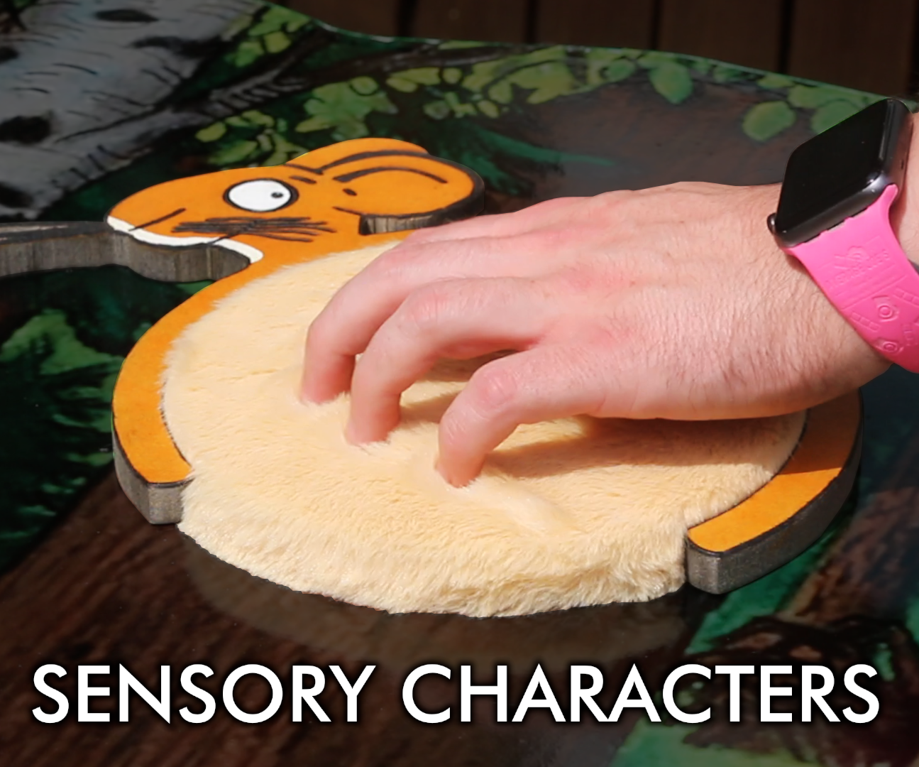Sensory Characters to Help With SPD & Autism