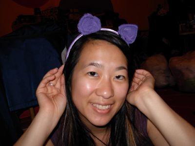 Kitty Cat Ears