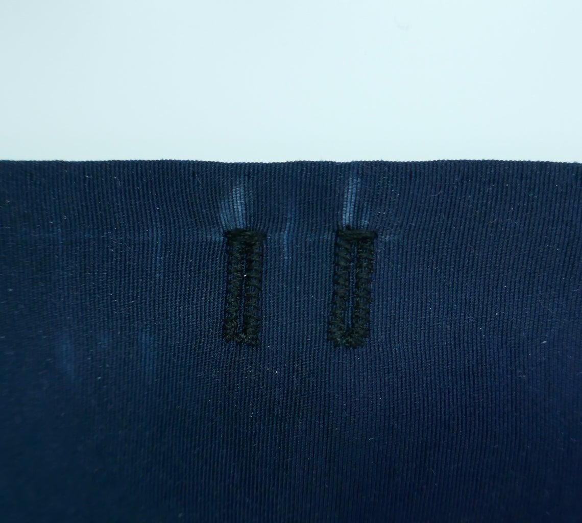 Sew Buttonholes
