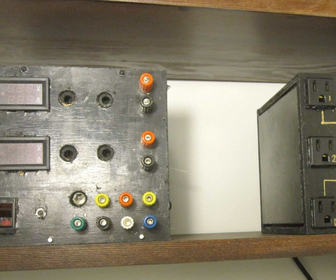 PowerBox: Recycled AC power distribution system from old computer AC controller