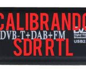 Calibrando SDR RTL