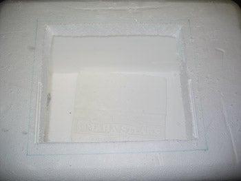 Put Window Into Top of Cooler