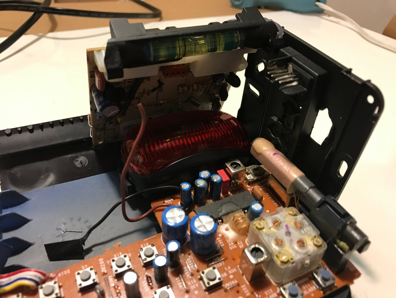 AM/FM Detonator Assembly