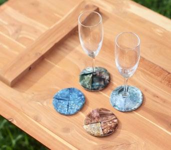 Wine Coasters Pt. 1 - Prep