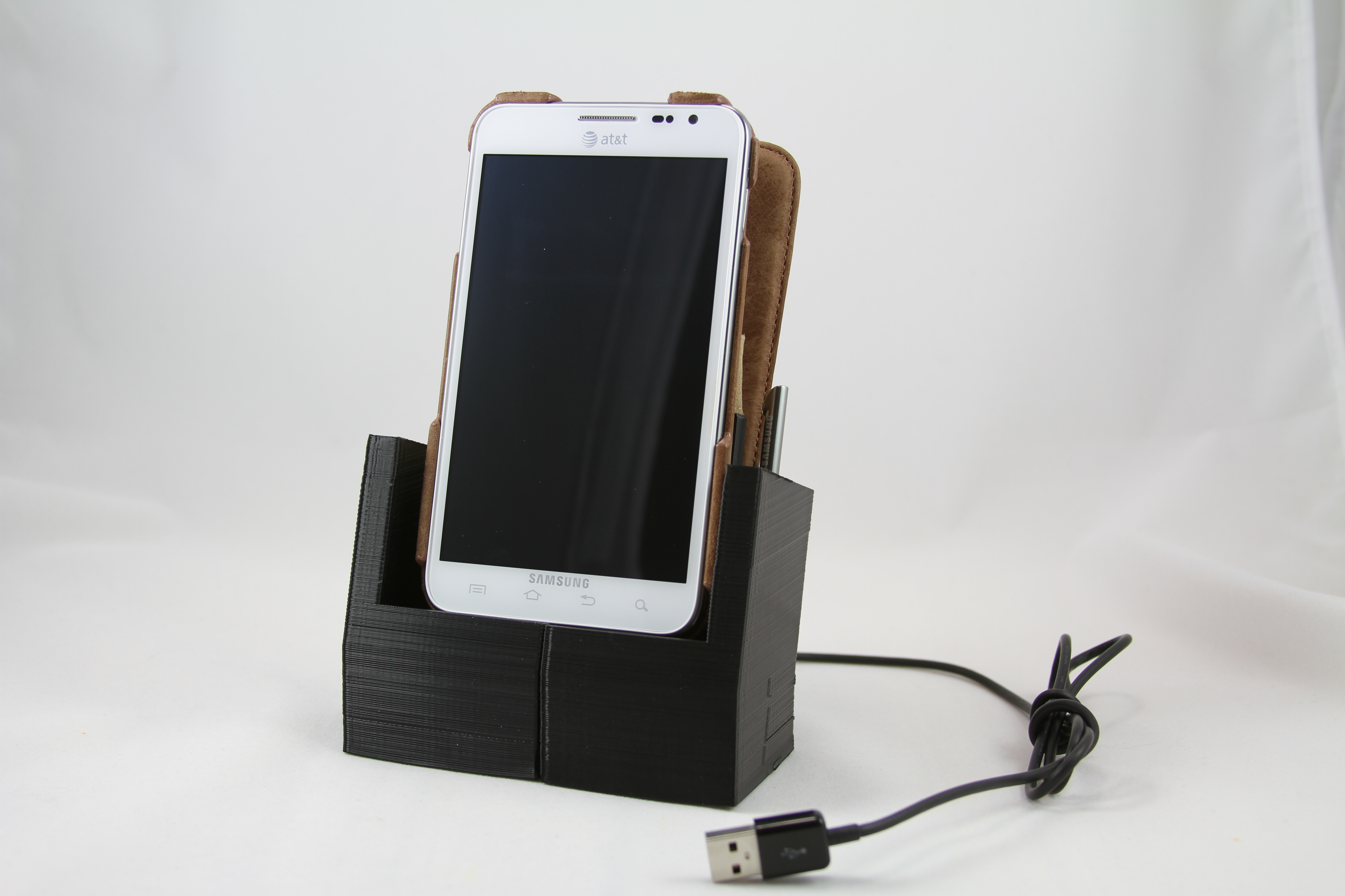Galaxy Note Case-able Dock