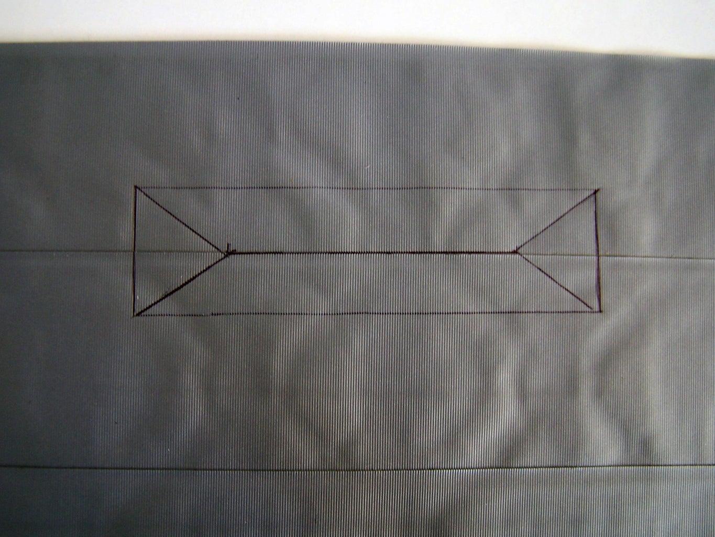 Cut Handle Opening