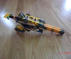 Knex QS-series: Luger P08