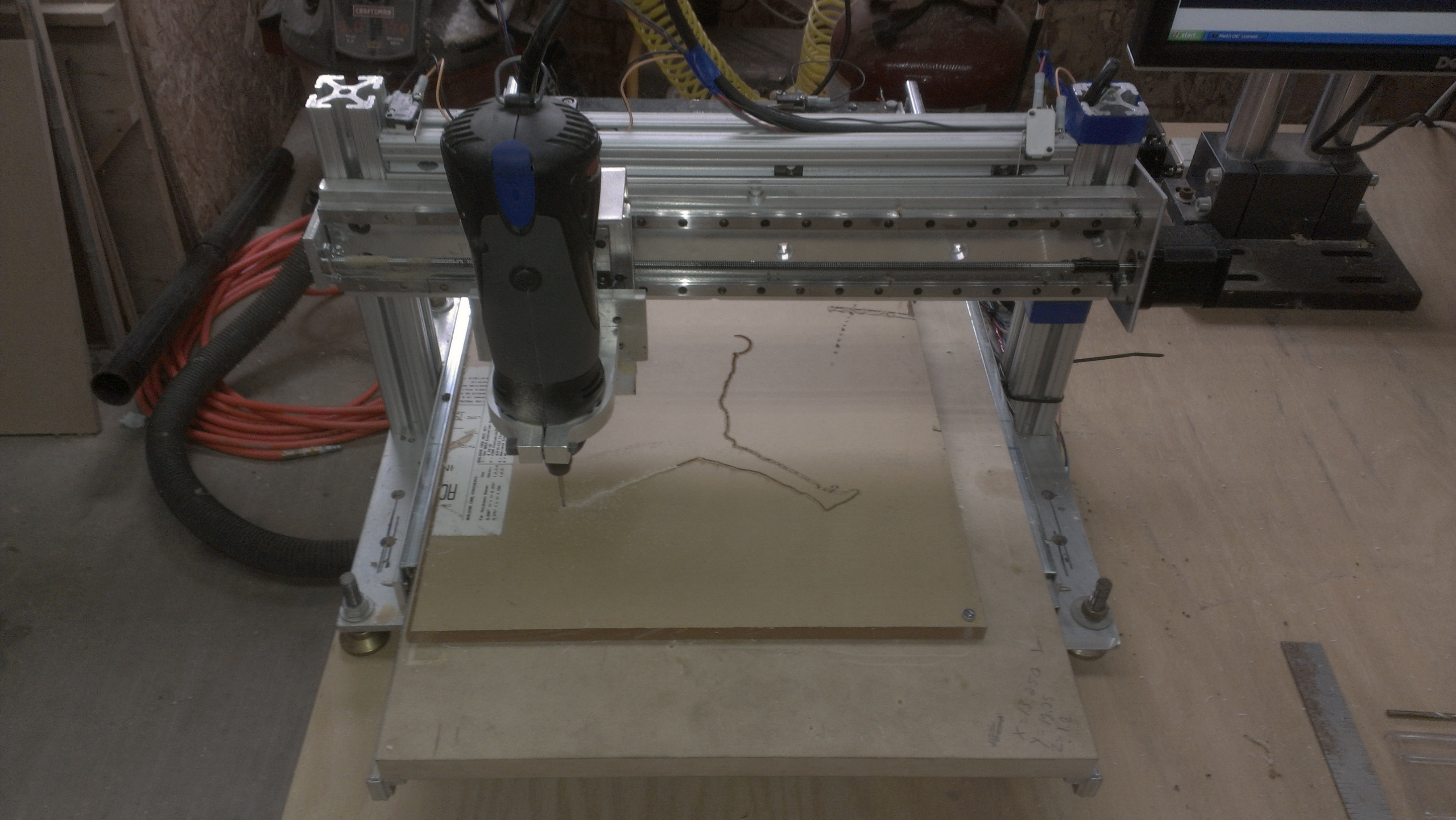Desktop CNC Machine