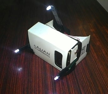 How to Make a Virtual Reality 3D Tracking Headset for Under 10$
