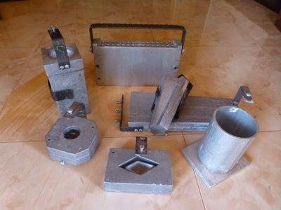 Metal Molds