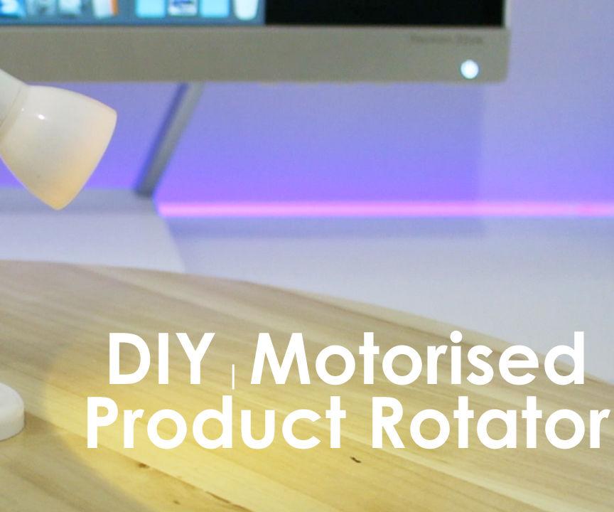 Motorised Rotating Platform
