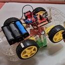 DIY   Hand Gestures Controlled Car Using Arduino   NRf24l01   MPU6050
