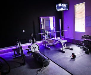 Building a Home Gym During Quarantine