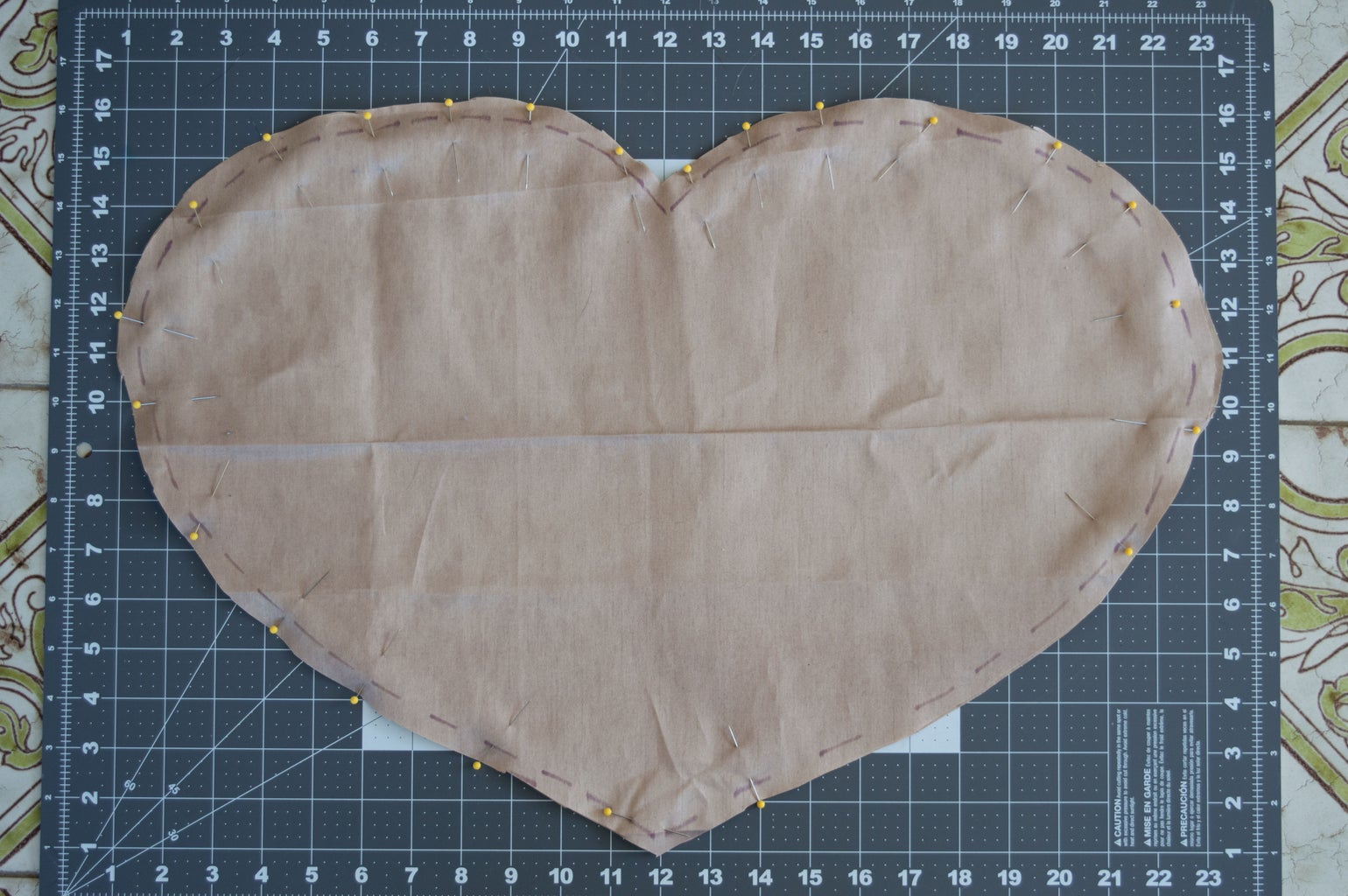 Sew the Pillow Case