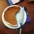 Sweet potato carrot pie