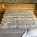 Make Your Own Mattress (out of your old mattress or any other soft base material)